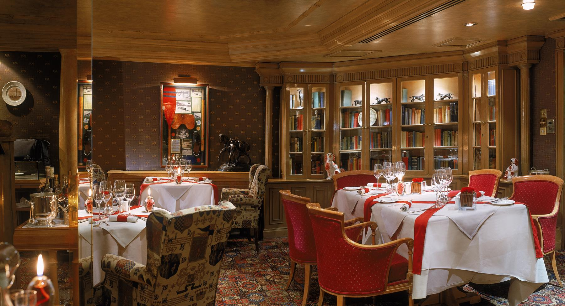 The Library Restaurant - London