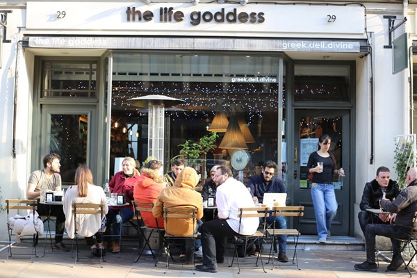 The Life Goddess - Store Street - London