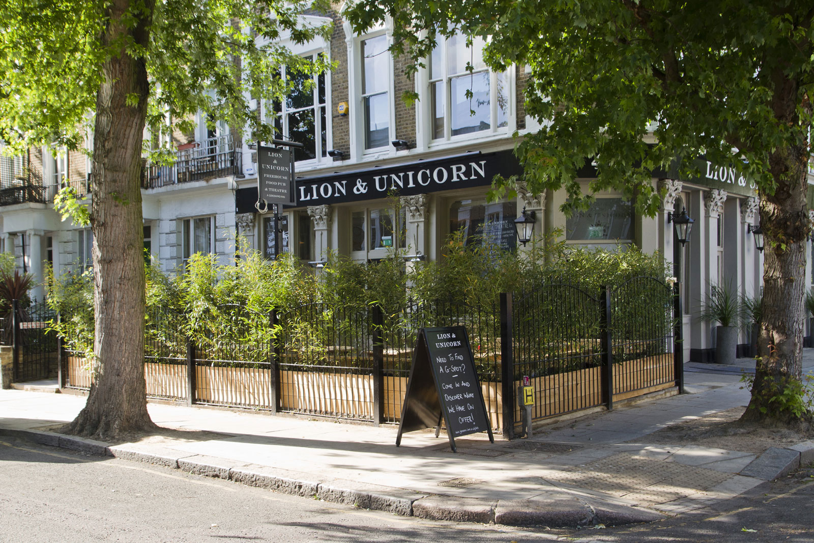 The Lion and Unicorn - London