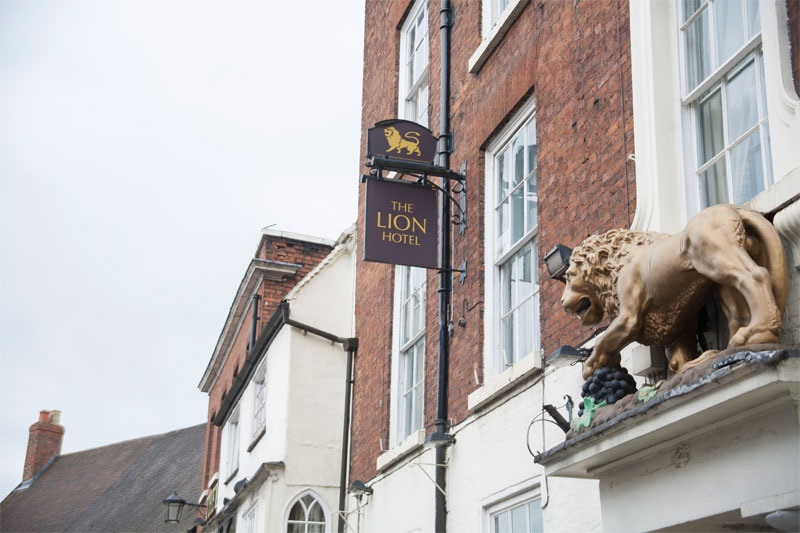 The Lion Hotel - Shropshire