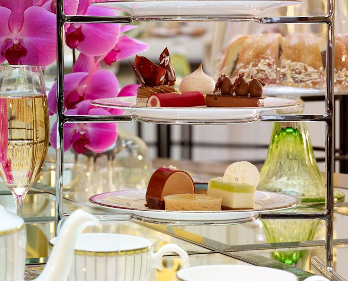 Afternoon Tea At The Crystal Moon Lounge London Bookatable