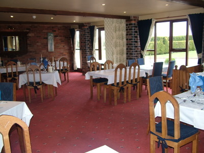 The Lodge Restaurant at Blakelands Country House - Staffordshire