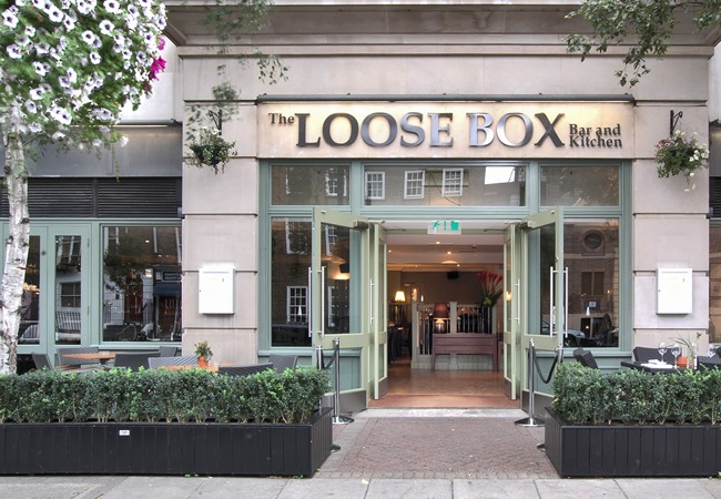 Reserve a table at The Loose Box