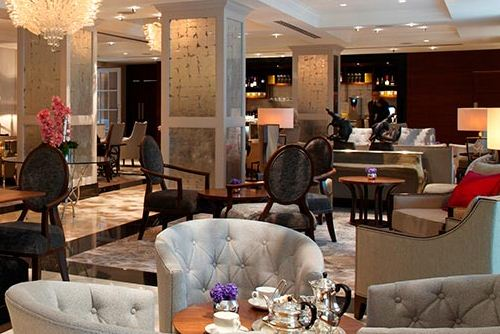 Reserve a table at The Lounge - InterContinental Westminster