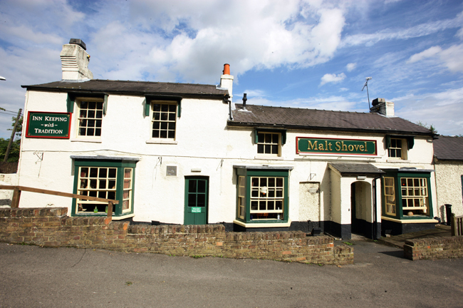 The Malt Shovel - Yttre London