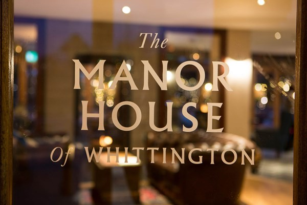 The Manor House of Whittington - Shropshire