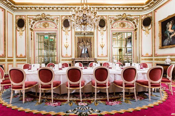 The Marie Antoinette Suite at The Ritz - London