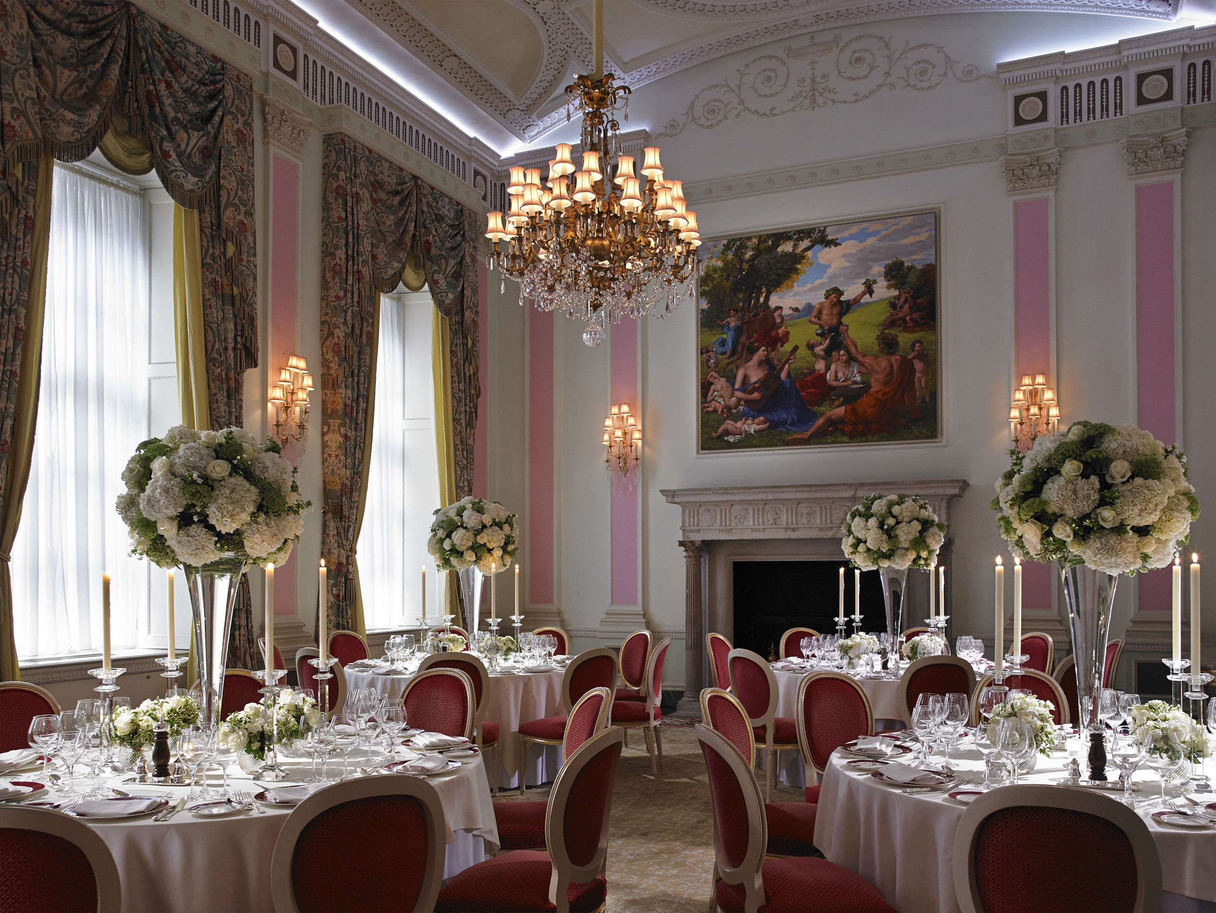 Reserve a table at The Marie Antoinette Suite