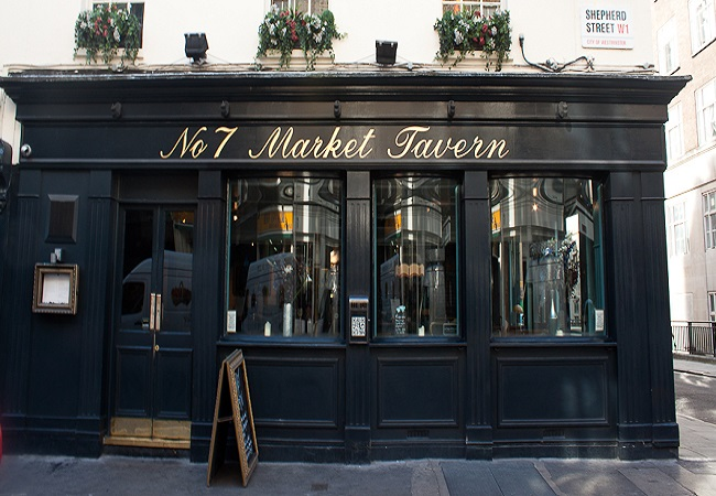 The Market Tavern - London