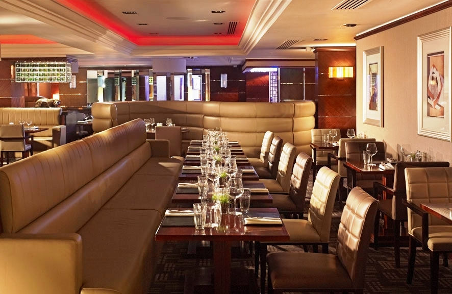 Reserve a table at The Marmor Grill At Thistle Marble Arch