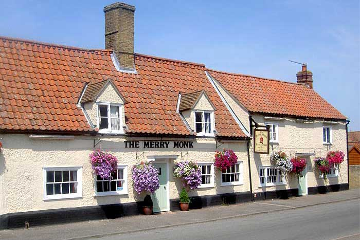 The Merry Monk - Cambridge