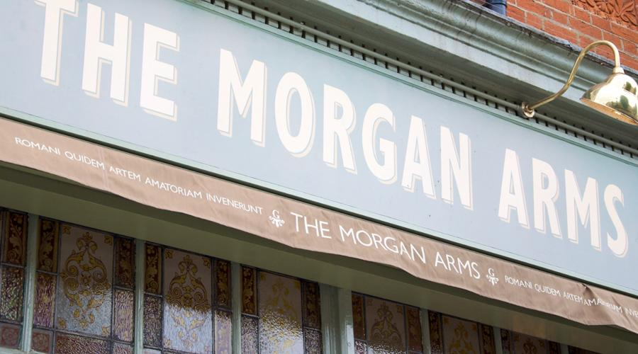The Morgan Arms - London