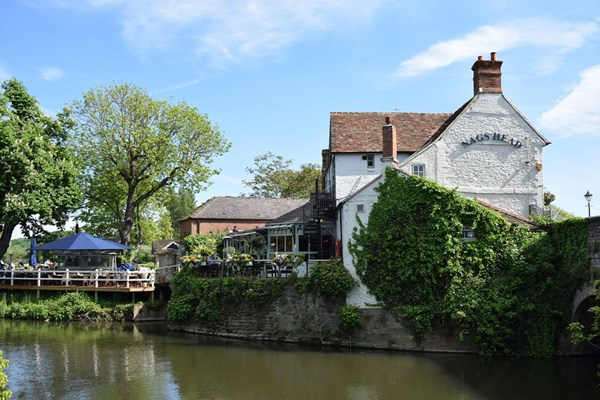 The Nags Head - Abingdon - Oxfordshire