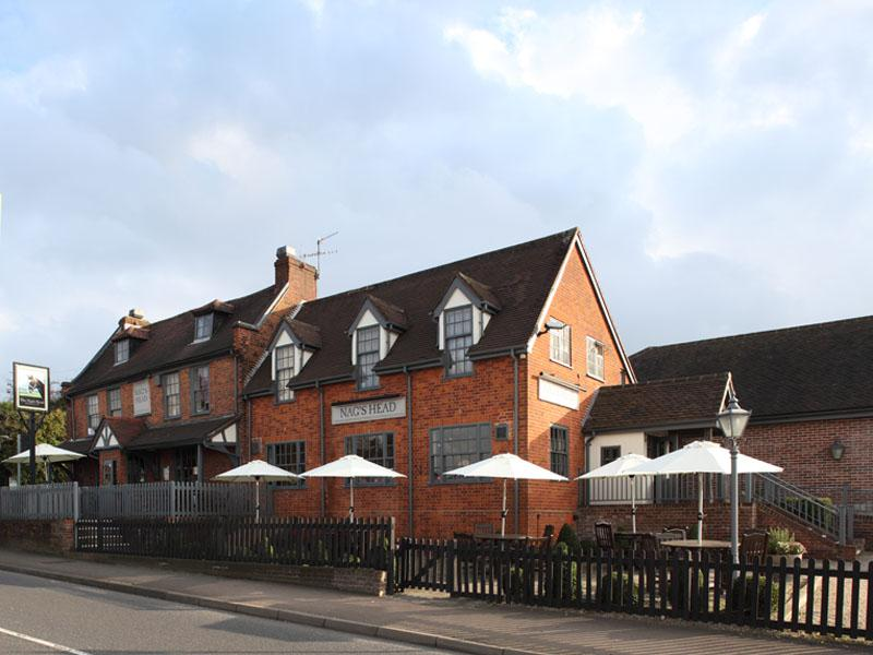 The Nags Head - Essex