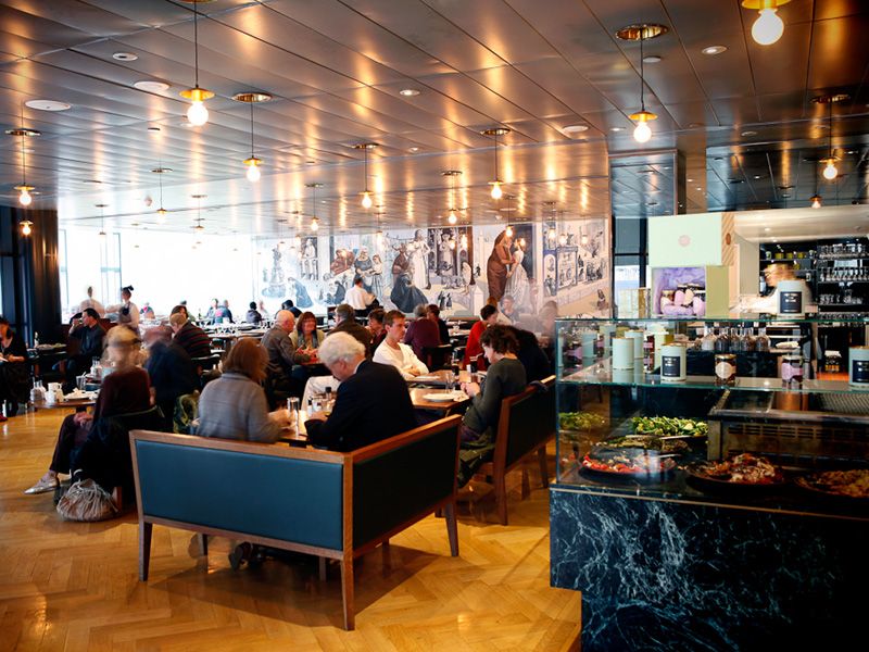 The National Dining Rooms - London