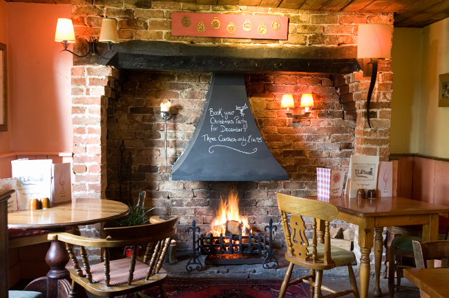 The Nightingale - Worcestershire