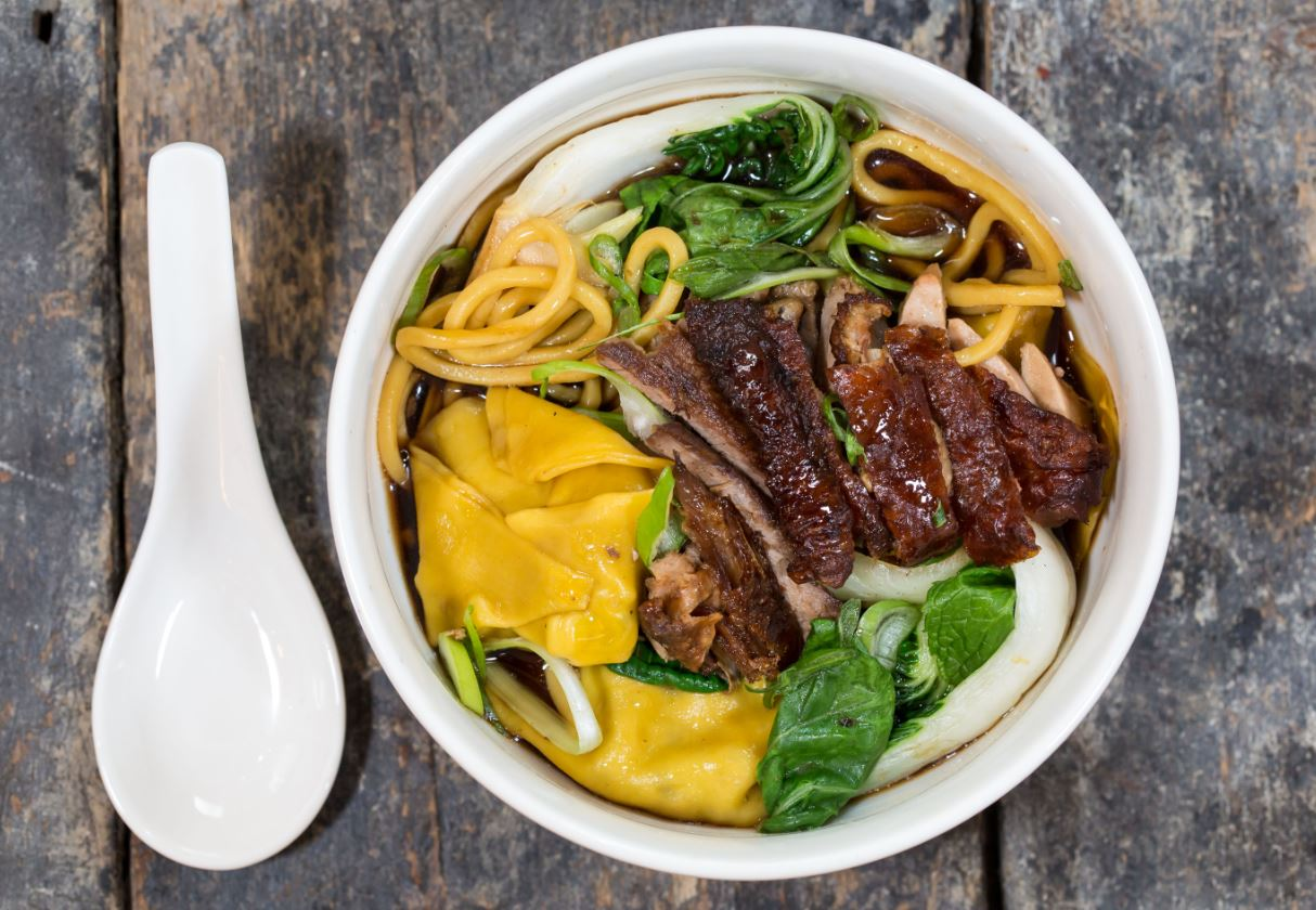 Reserve a table at the noodle house