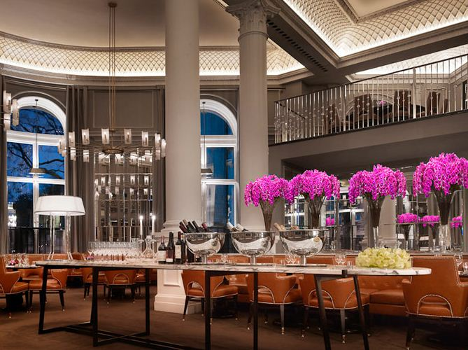 Reserve a table at The Northall at Corinthia Hotel London