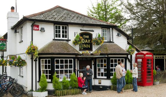 The Oak Inn - Hampshire