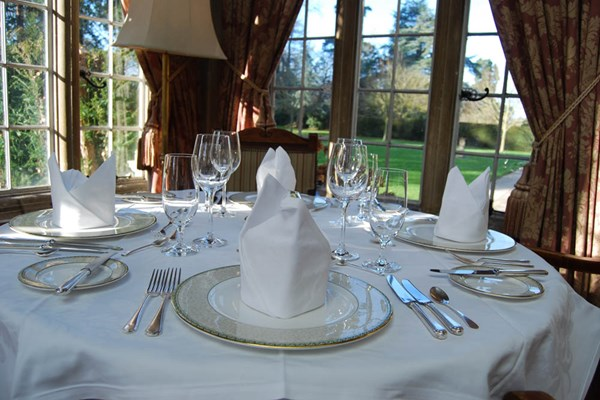 Tylney Hall Hotel - Hampshire