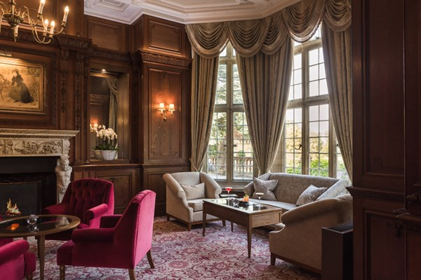The Oak Room Restaurant At Tylney Hall Hook Bookatable