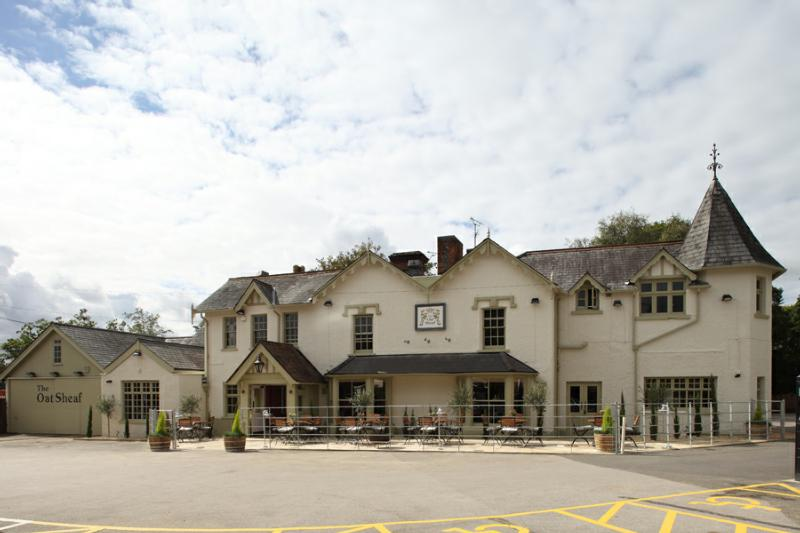 The Oat Sheaf - Hampshire