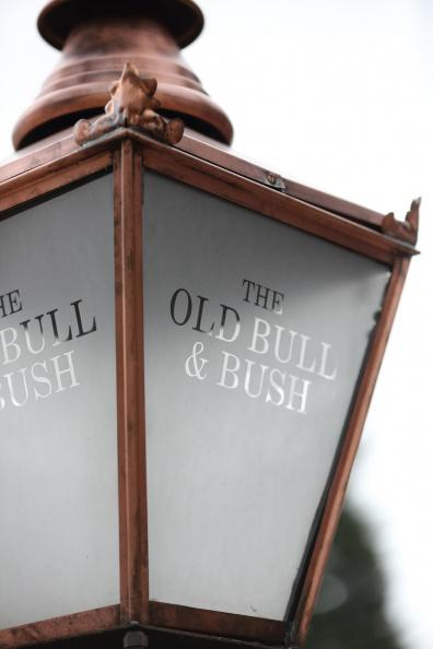 The Old Bull and Bush - London