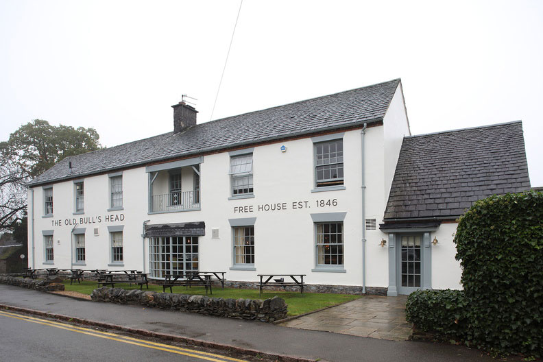 The Old Bulls Head - Leicestershire