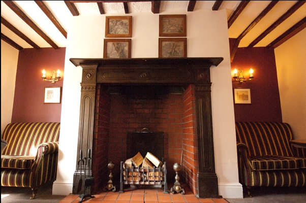 The Old Hall Hotel - Cheshire
