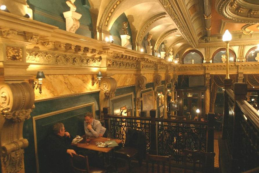 The Old Joint Stock - Birmingham