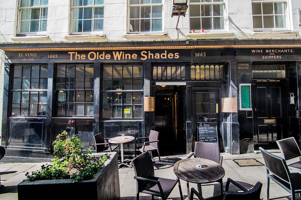 The Olde Wine Shades - London