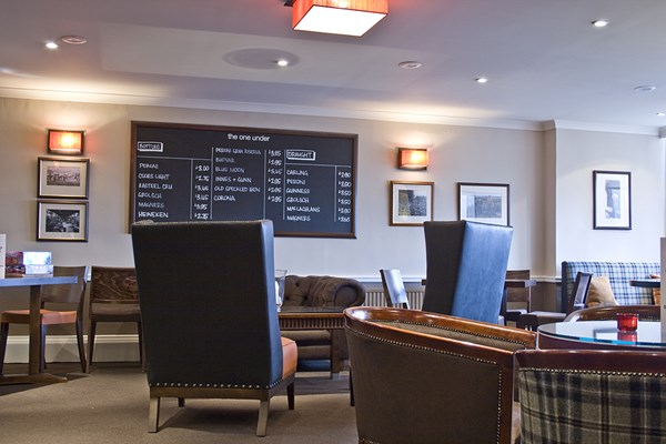 The One Under at Macdonald Rusacks Hotel - Fife