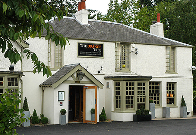 Reserve a table at The Orange Tree