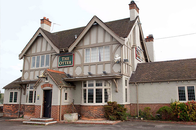 The Otter - Leicestershire