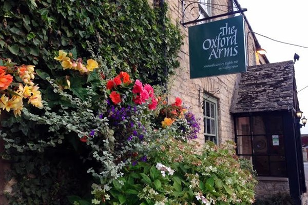 The Oxford Arms - Oxfordshire