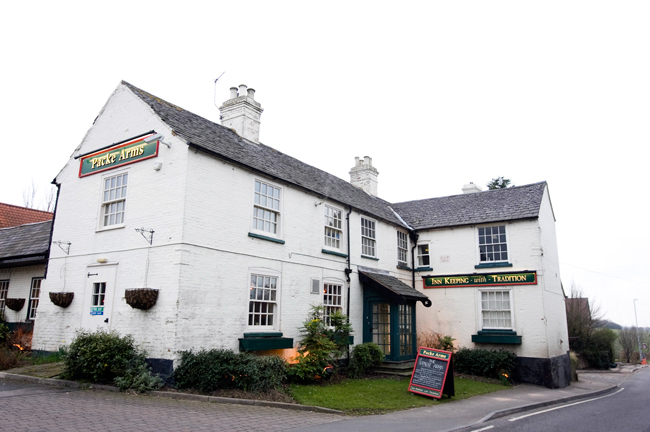 The Packe Arms - Leicestershire