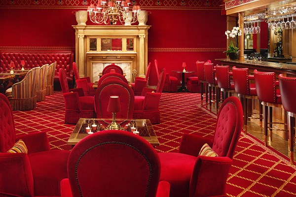 The Palace Lounge - London