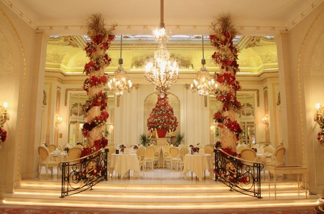 Reserve a table at The Palm Court at The Ritz