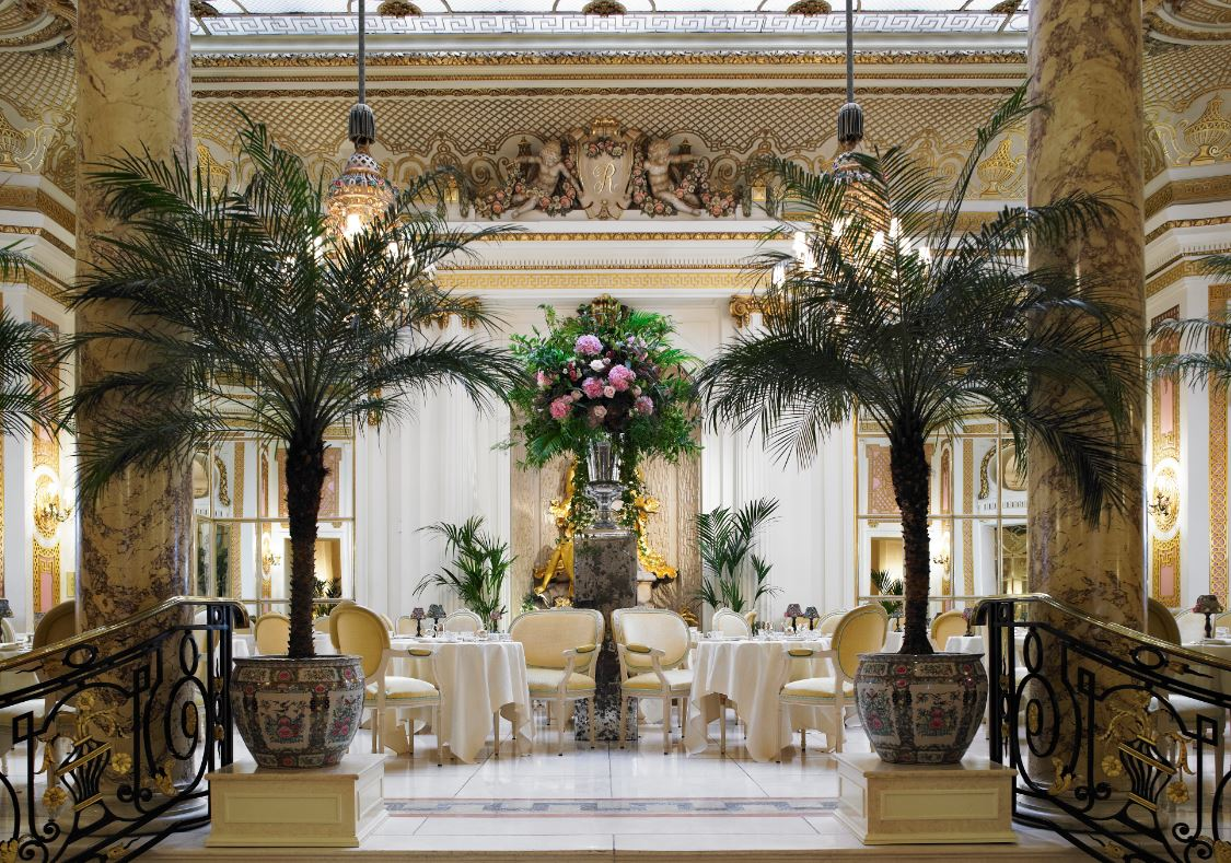 Reserve a table at The Palm Court