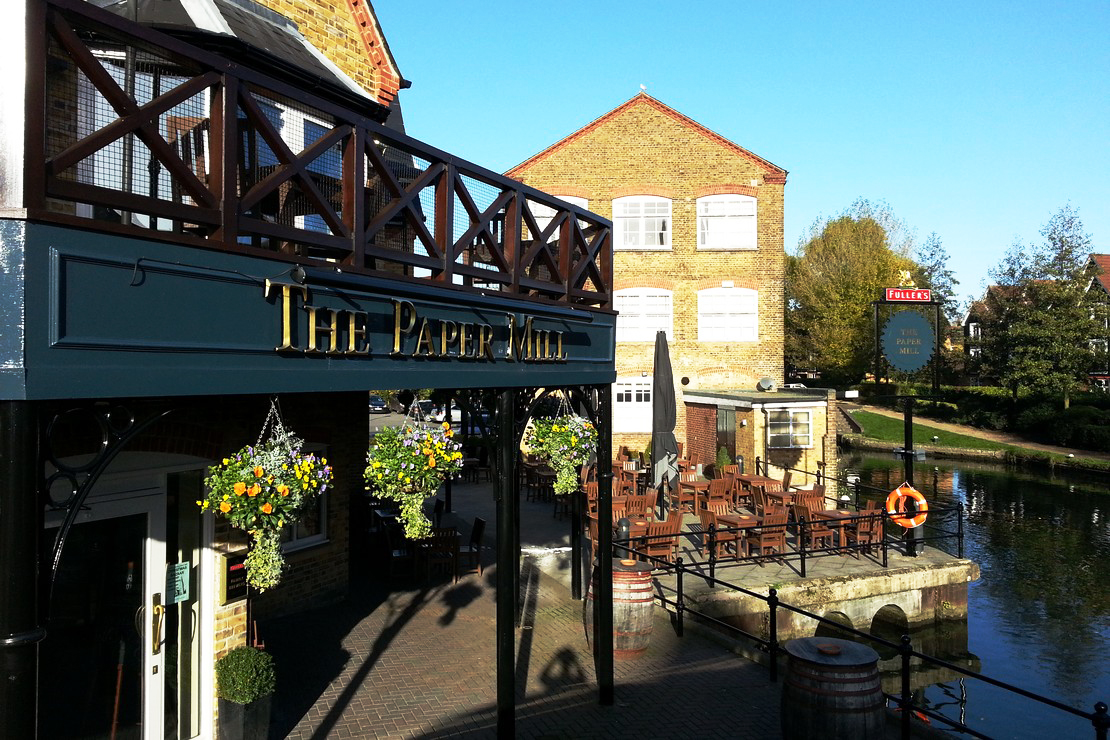 The Paper Mill - Hertfordshire