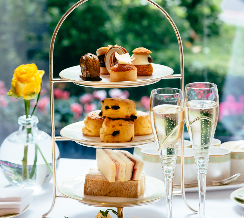 Afternoon Tea at the Park Room - London
