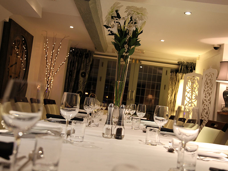 The Peach Tree Restaurant - Shropshire