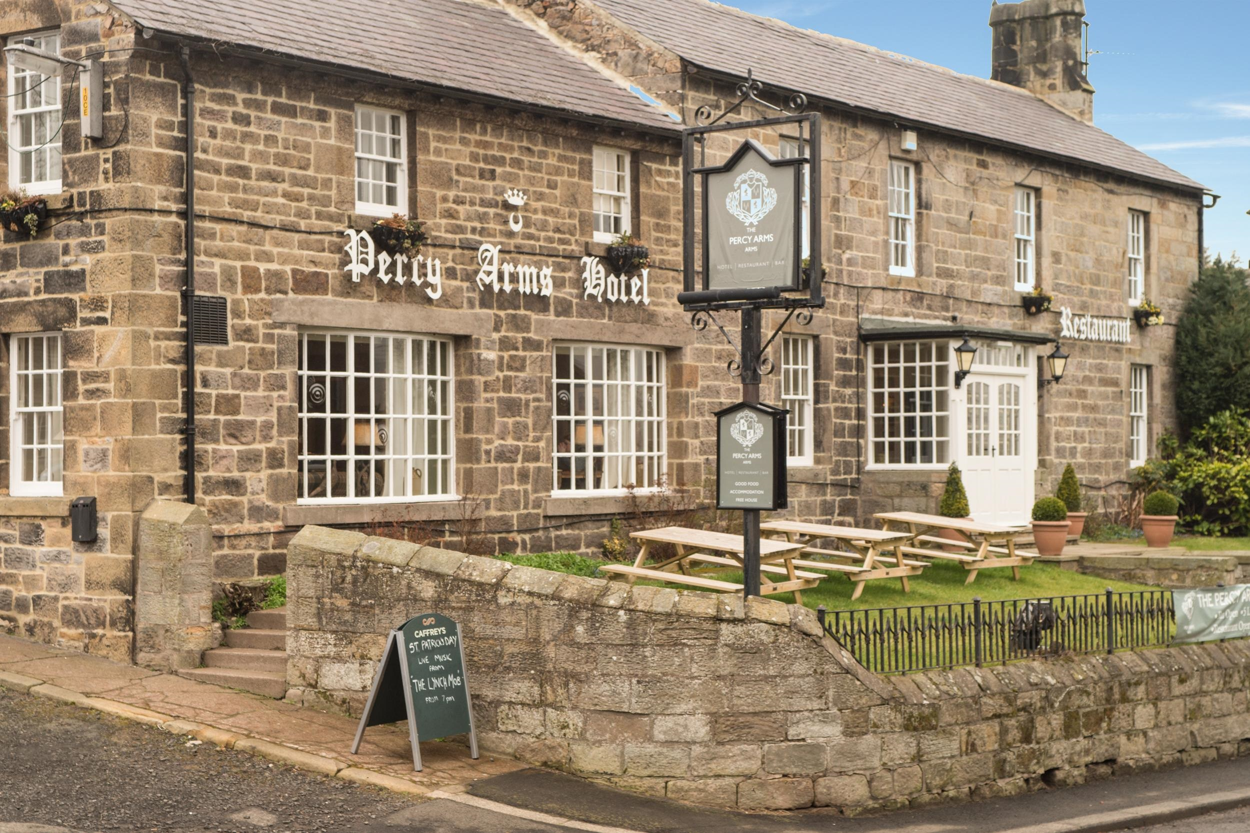 The Percy Arms - Northumberland