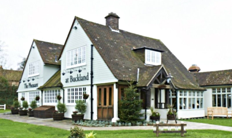 The Pheasant at Buckland - Surrey