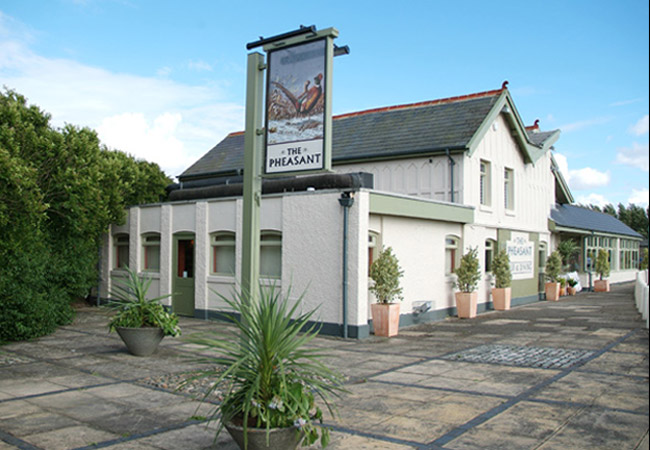 The Pheasant - Liverpool - Merseyside