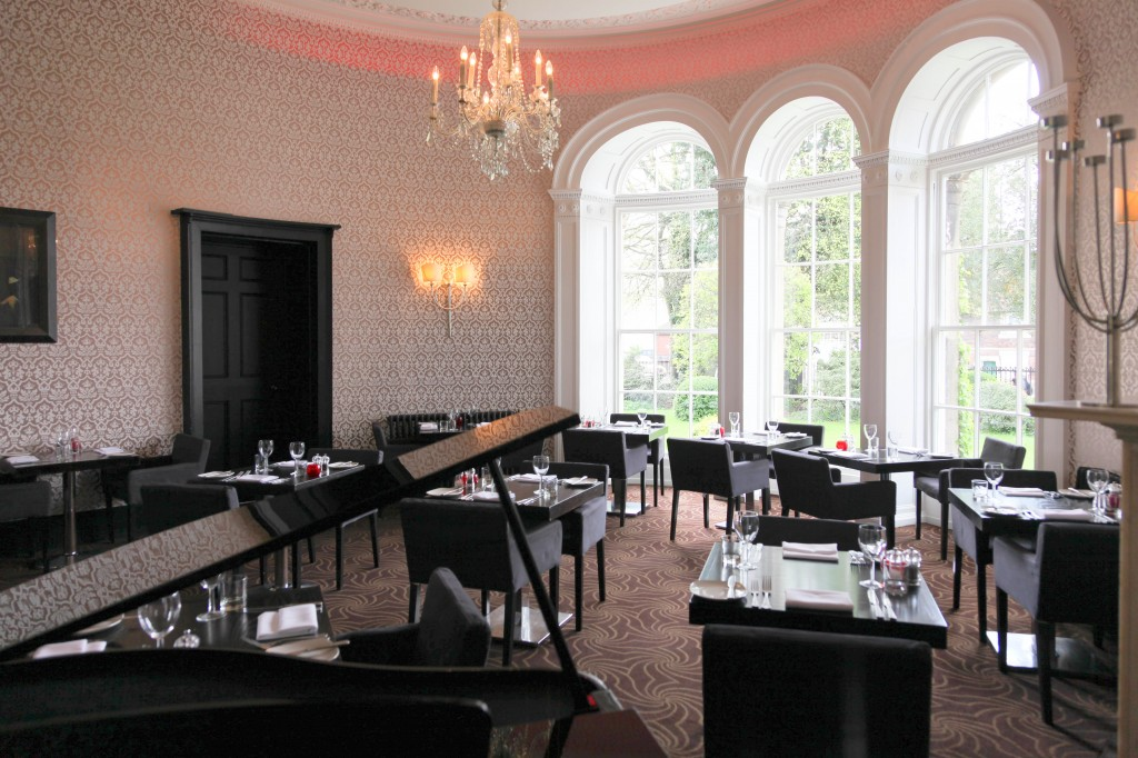 The Piano Restaurant at The Churchill Hotel - North Yorkshire