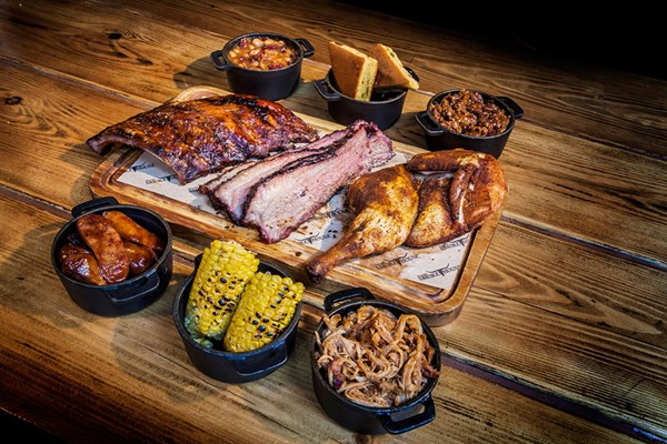 The Pit Smokehouse - Cheshire