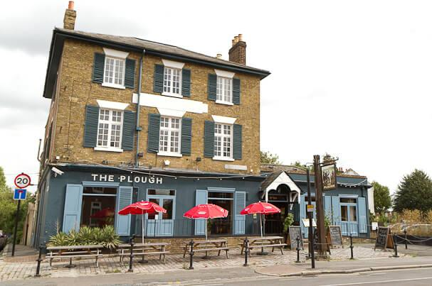The Plough - London