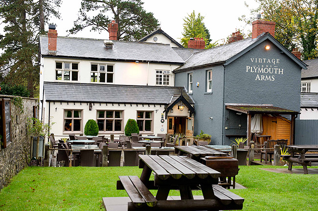The Plymouth Arms - Cardiff