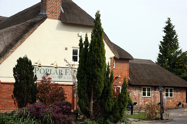 The Poplar Farm - Hampshire